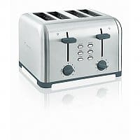 Kmart Deal: Kenmore 4 Slice Toaster $10 - Store Pickup Only - Kmart