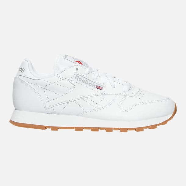 68150de6d6d0f Reebok Classics Low-Top Sneakers Gum soles Extra 50% Off  40 ...