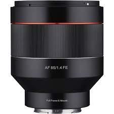 Rokinon E-mount 85mm f1.4 Sony Lens $423.2
