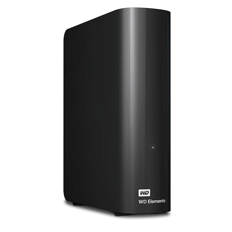Western Digital 10TB Elements Desktop Hard Drive (+15% Back With Prime Card) $159.99
