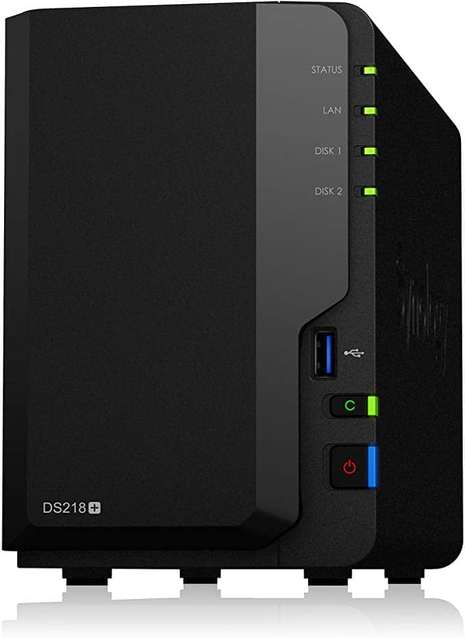 Synology DS218+ $254.99