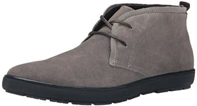 Calvin Klein Men's Nowles Suede Chukka Boots $27 @ Amazon