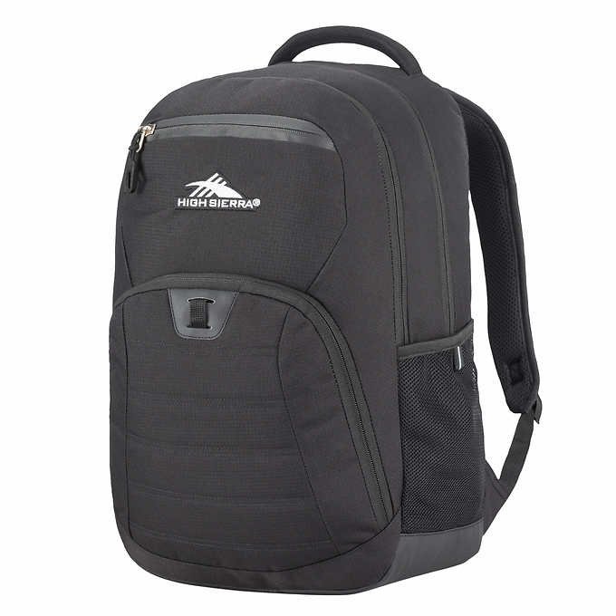 High Sierra Water-Resistant Laptop Backpack @ Costco Online - $9.97 + $2 shipping