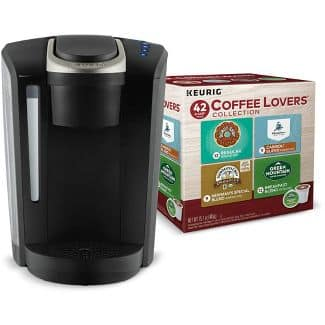 Keurig K-Select with 42 Count Coffee K-Cups included ($55 w/o red card, $52 w/ red card)