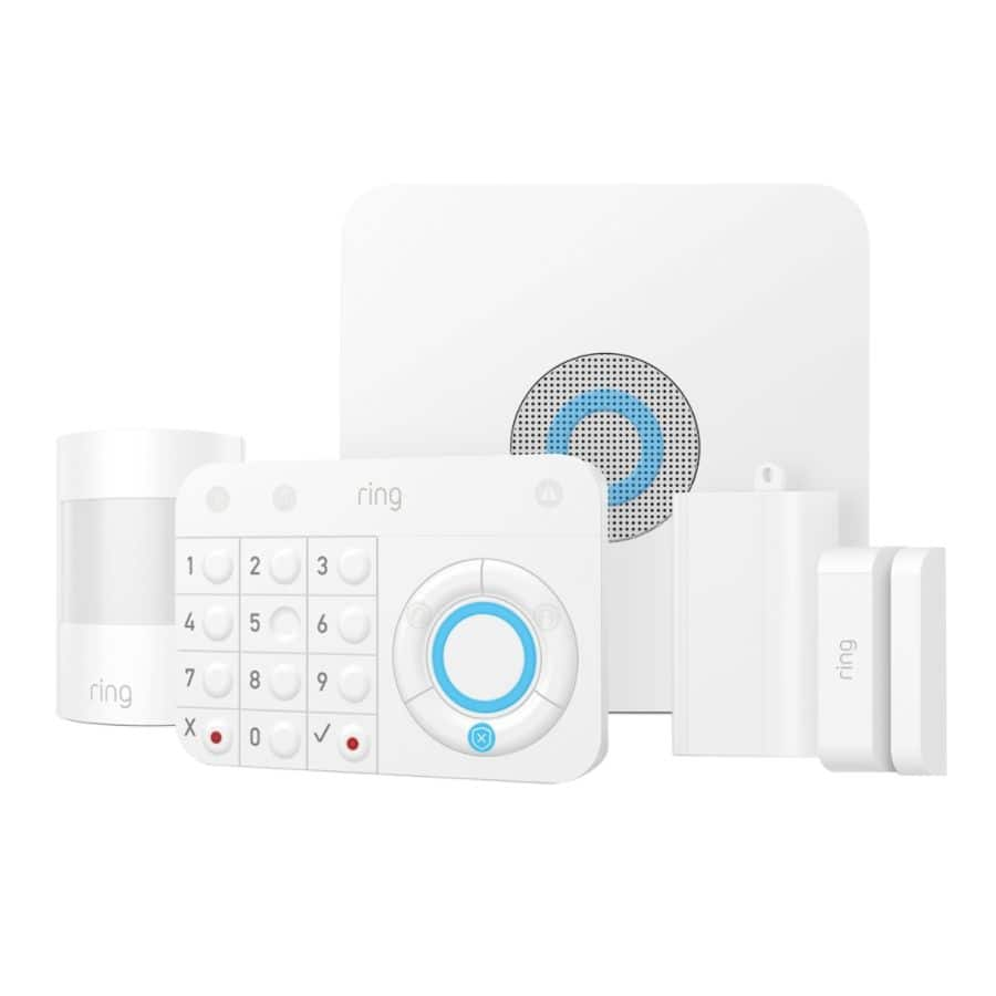 Ring Alarm – Home Security System 5-piece Kit ($105)