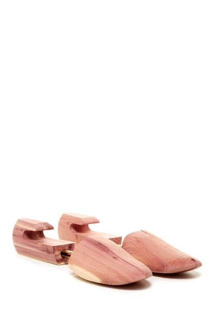 Nordstrom Rack Men's Aromatic Cedar Shoe Trees $15.97
