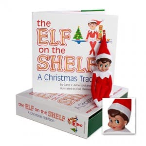 Elf on the Shelf - Book and Elf $11.99 free shipping