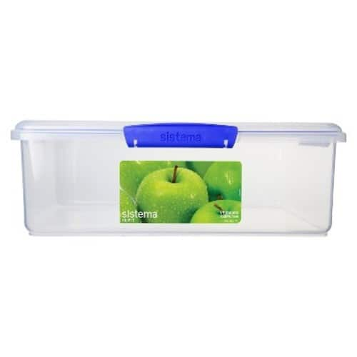 Sistema Klip It 7L container for $12.99 (prefered container for cigar tupperdors)