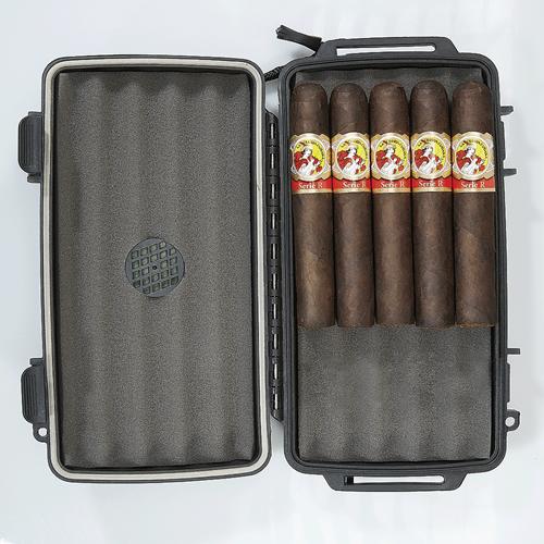 La Gloria Cubana Serie R Herf Combo (5 cigars + herf-a-dor +