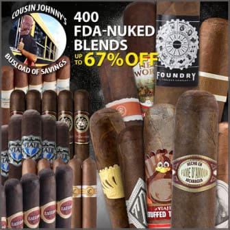 Cigar Page - 400 5-ers on sale. Some great choices and deals!