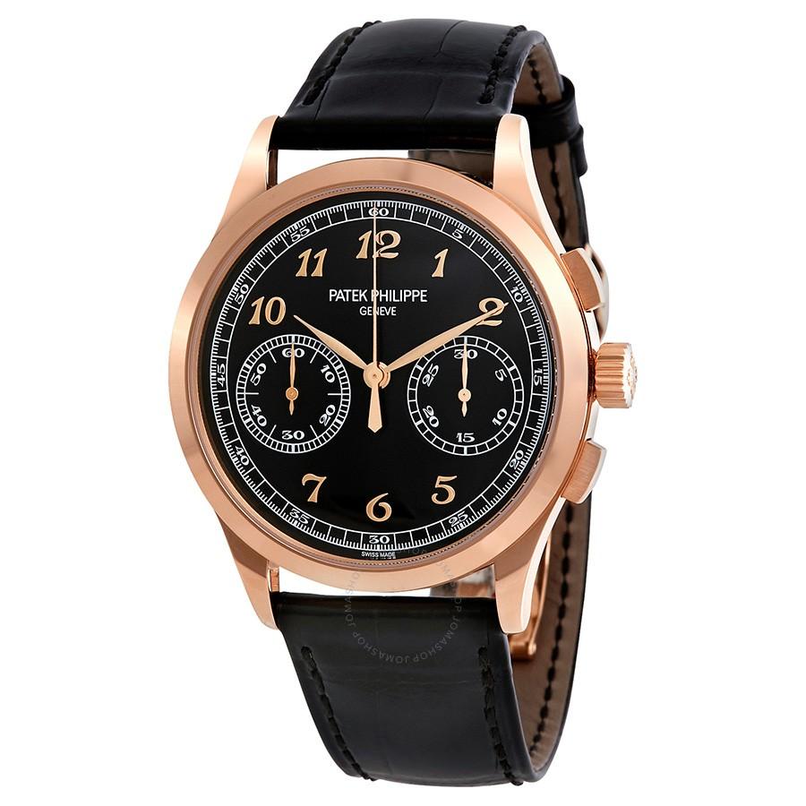 Patek Philippe - Complications Chronograph Men's Watch $56000