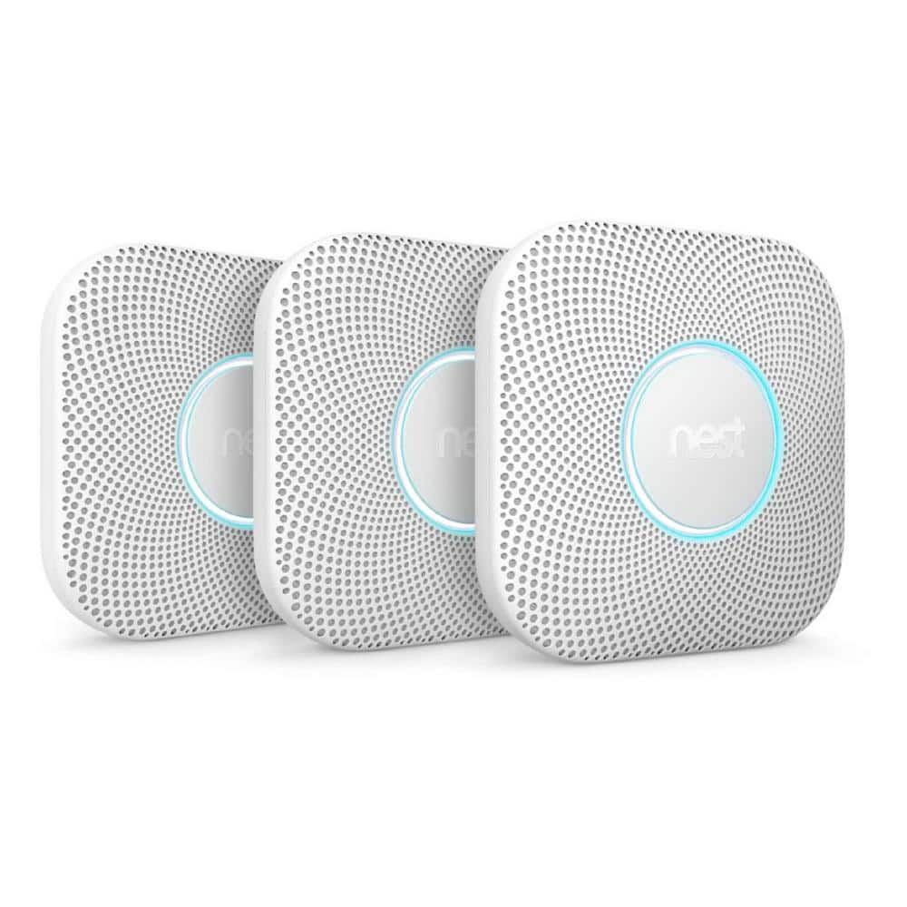 Nest Protect Smoke/CO2 - Battery Powered - Target Clearance *3 PACK* $230.30 YMMV