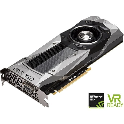 NVIDIA - GeForce GTX 1080FE 8GB GDDR5X PCI Express 3.0 Graphics Card In-store only YMMV $549.99