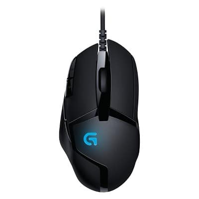 Target: Logitech G402 Hyperion Fury FPS Gaming Mouse $21.49 + FS on orders over $35