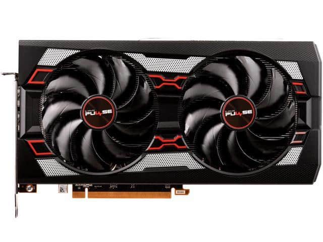 SAPPHIRE PULSE Radeon RX 5700 8GB GPU Video Card - NEWEGG $360