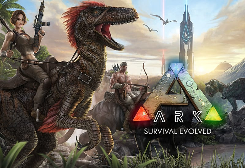 Ark Survival Evolved PC Game $4.49 at CDKeys