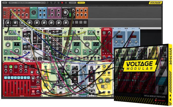 Cherry Audio Voltage Modular Nucleus 2 - FREE