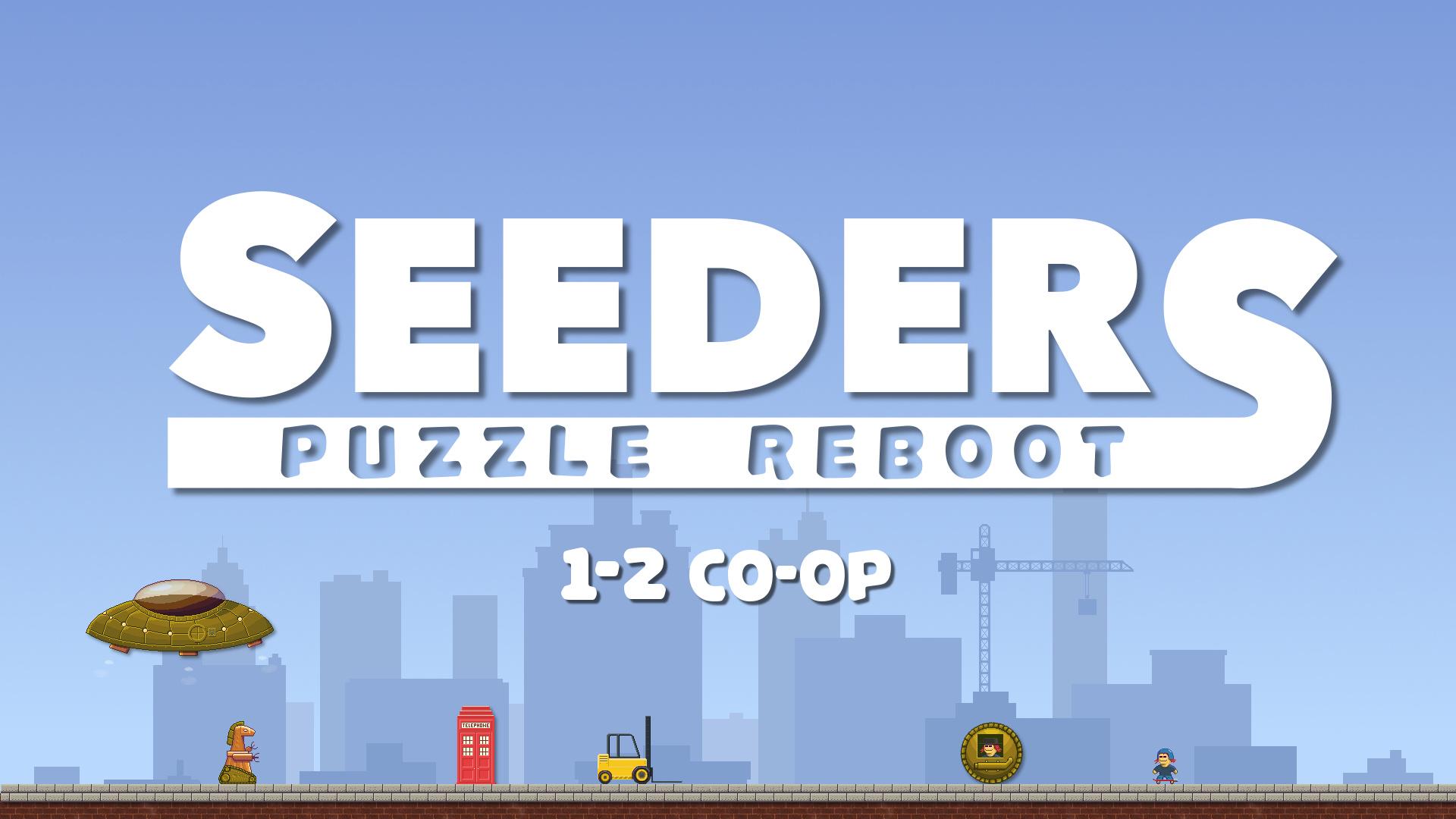 Seeders Puzzle Reboot - Nintendo Switch digital download - $0.02