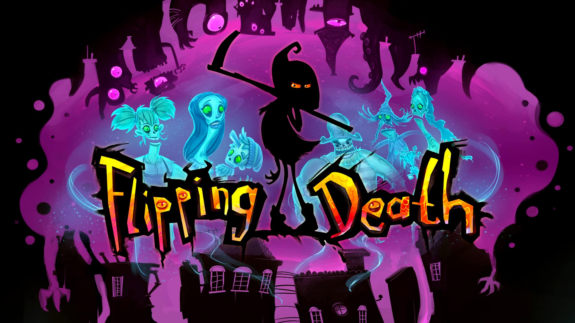 Flipping Death for Nintendo Switch - Nintendo Game Details $3.99