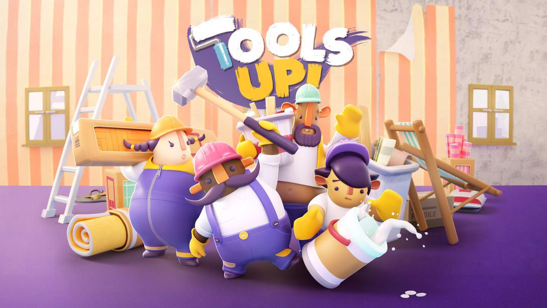 Tools Up! - Nintendo Switch Digital Download $4.99