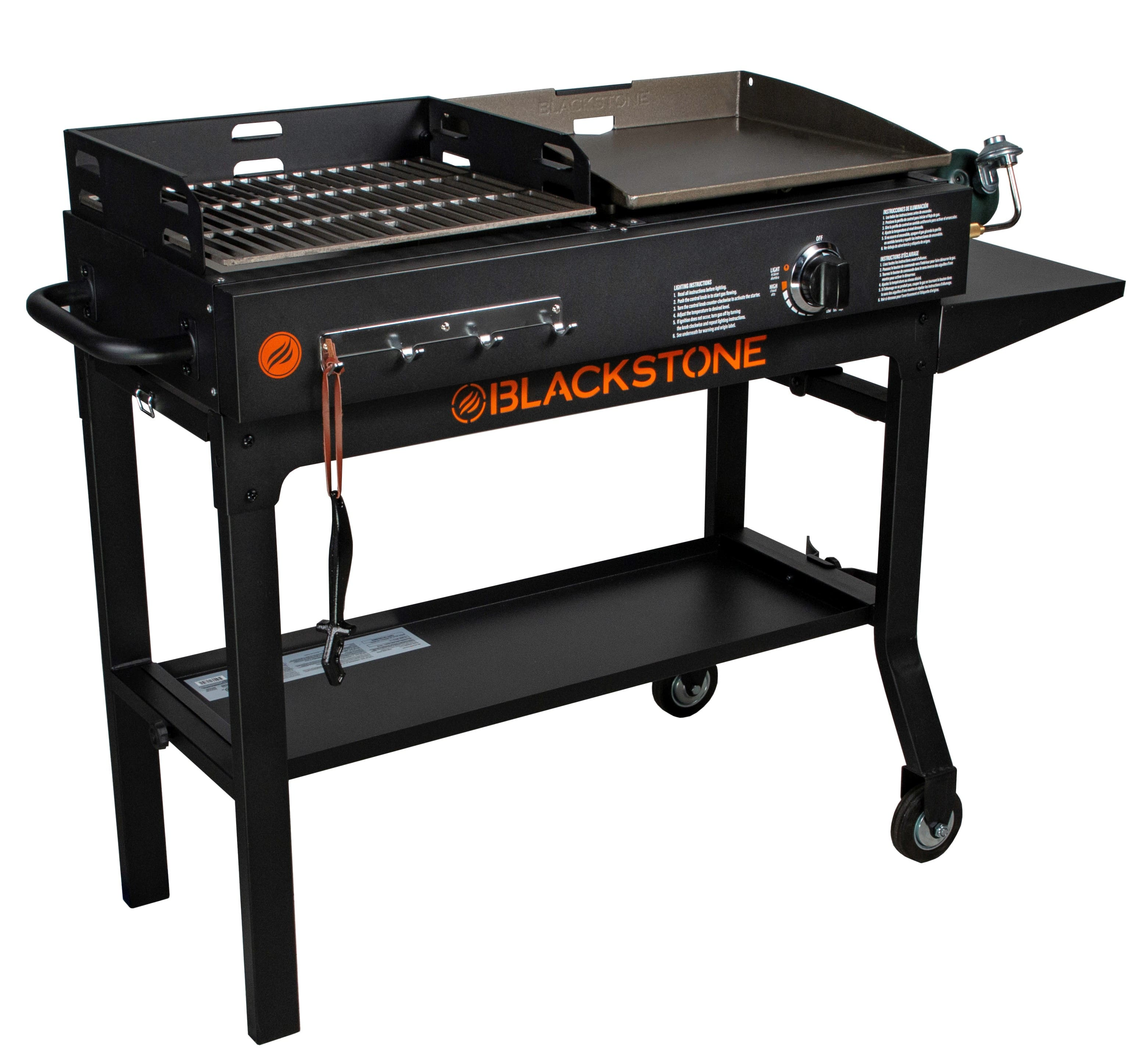 Blackstone Griddle & Charcoal Grill Combo $89 YMMV