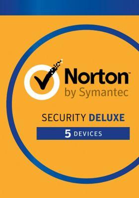Norton Security Deluxe 5-Dev /1Yr  - Free after $40 Rebate