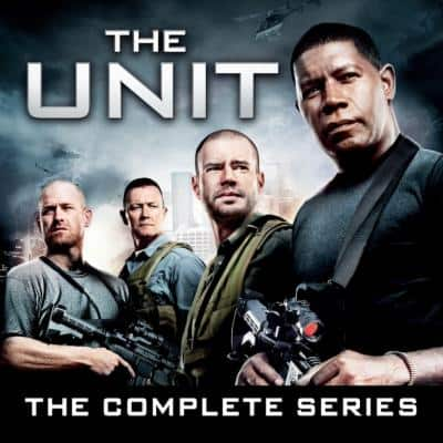 The UNIT Complete Series Digital HD $12.99