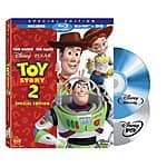 Toy Story 2 - bluray/dvd - $14.99 *all time low* amazon