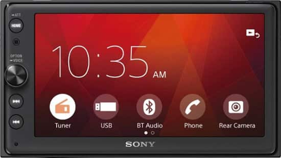 Sony XAV-AX100 6.4 LCD , APPLE CARPLAY, ANDRIOD AUTO $269.99