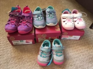 Surprize by Stride Rite Shoes 70% off Target Clearance YMMV