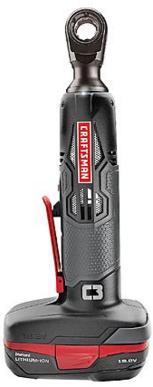Craftsman C3 Max Axess Auto Ratchet Kit $39