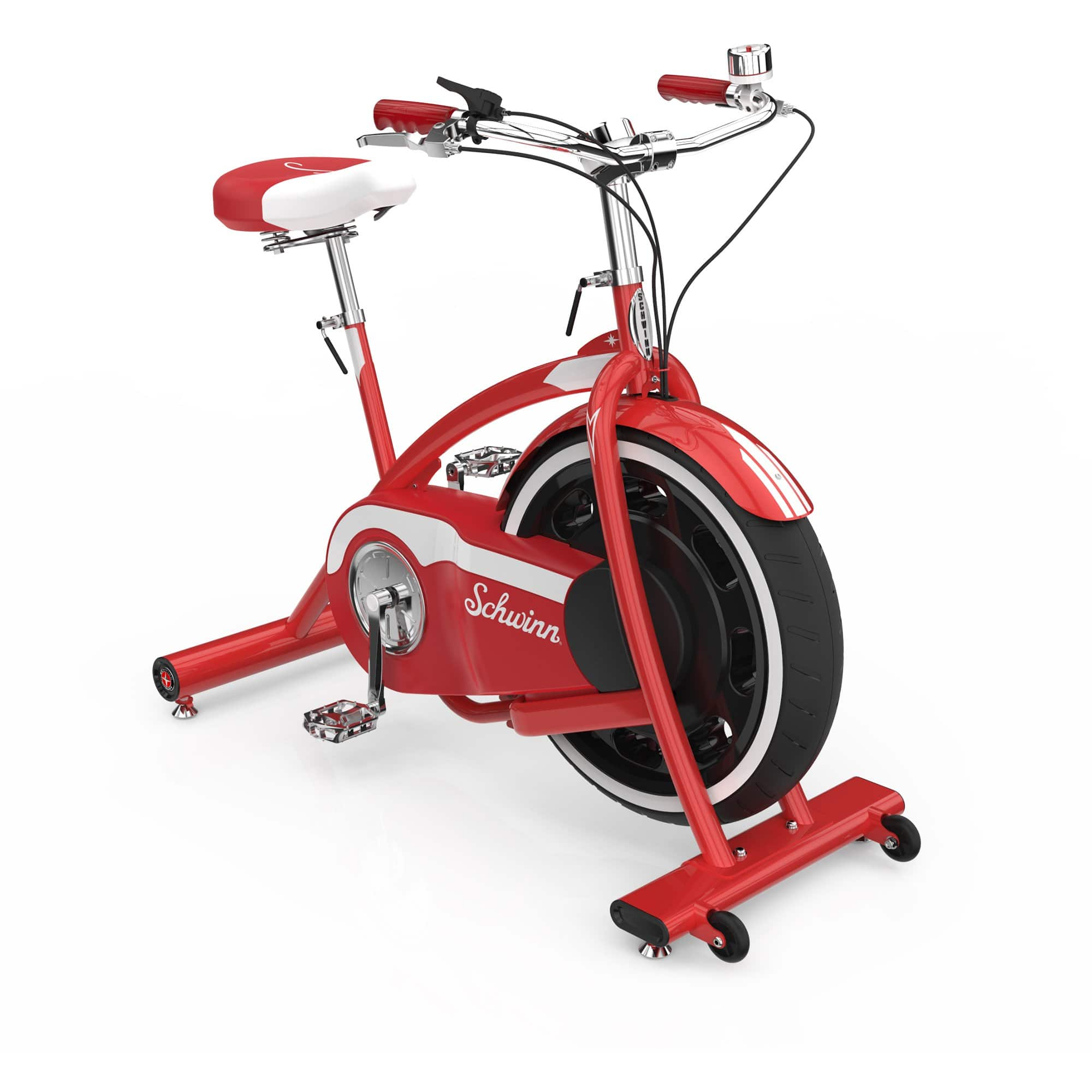 Schwinnfitness: Schwinn Classic Cruiser + Accessory Kit for $299 with Code. Free Shipping.