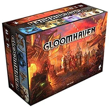 Gloomhaven Board Game In Stock @ Amazon Prime Only - $117.96