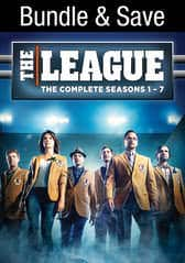 The League (Vudu) complete series $30