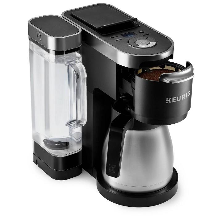 Keurig K-Duo Plus Single-Serve & Carafe Coffee Maker, 15% ...