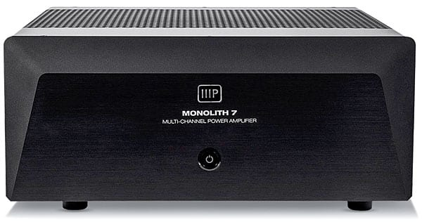Monolith 7x200 : 7 Channel Power Amplifier ( Made in US , 2018 model with XLR Inputs) $1280 plus shipping