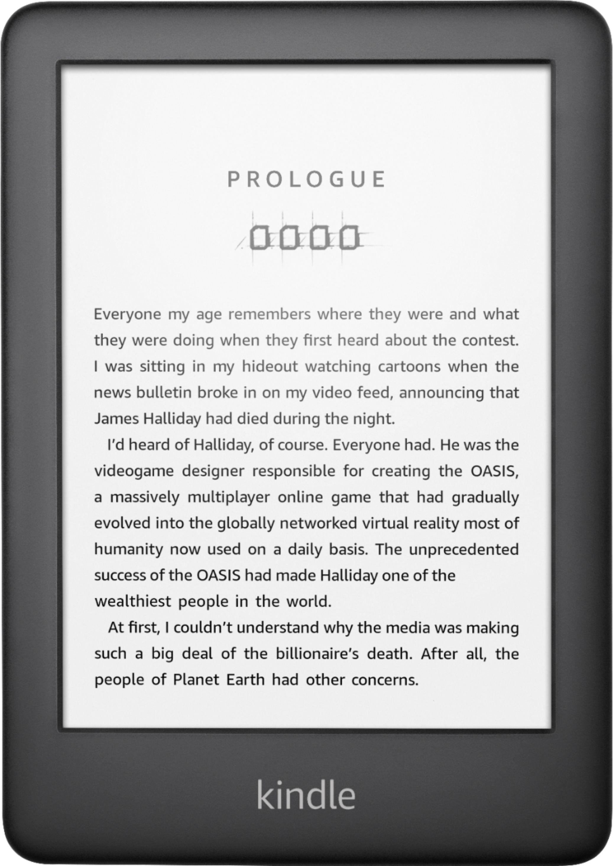 Best Buy Amazon Kindle SALE. All-New Kindle 4GB $65, Kindle PW 8GB $95, PW 32GB $120