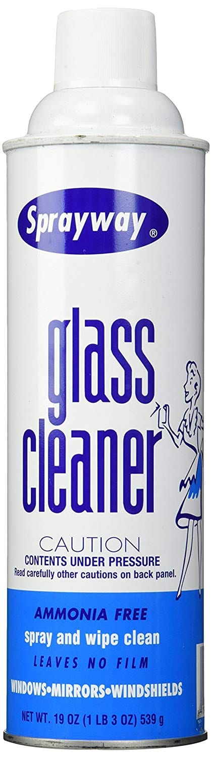 19oz Sprayway Glass Cleaner $1.80 w/ S&S + Free S&H