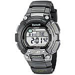 Casio Men's STB-1000-1CF OmniSync Bluetooth Smartwatch $30.00