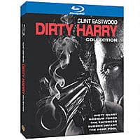Amazon Deal: Dirty Harry Collection [Blu-ray] (2010) $16.92 goHastings NEW + SHIPPED!!!