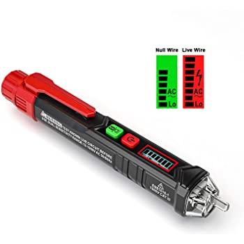 KAIWEETS Non-Contact Voltage Tester Pen $10.59