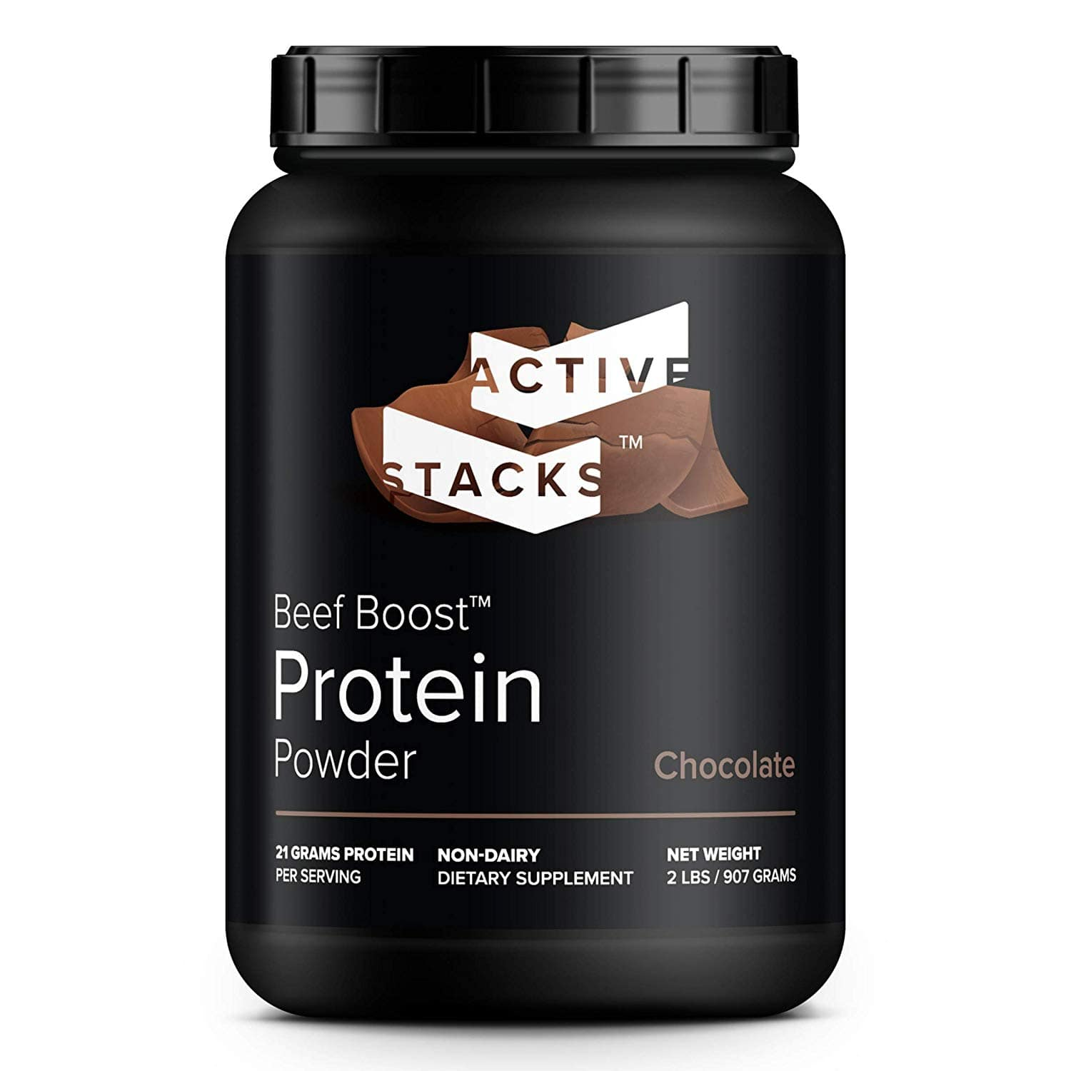 Active Stacks Beef Protein Powder (no whey) $39.90 after $10 off