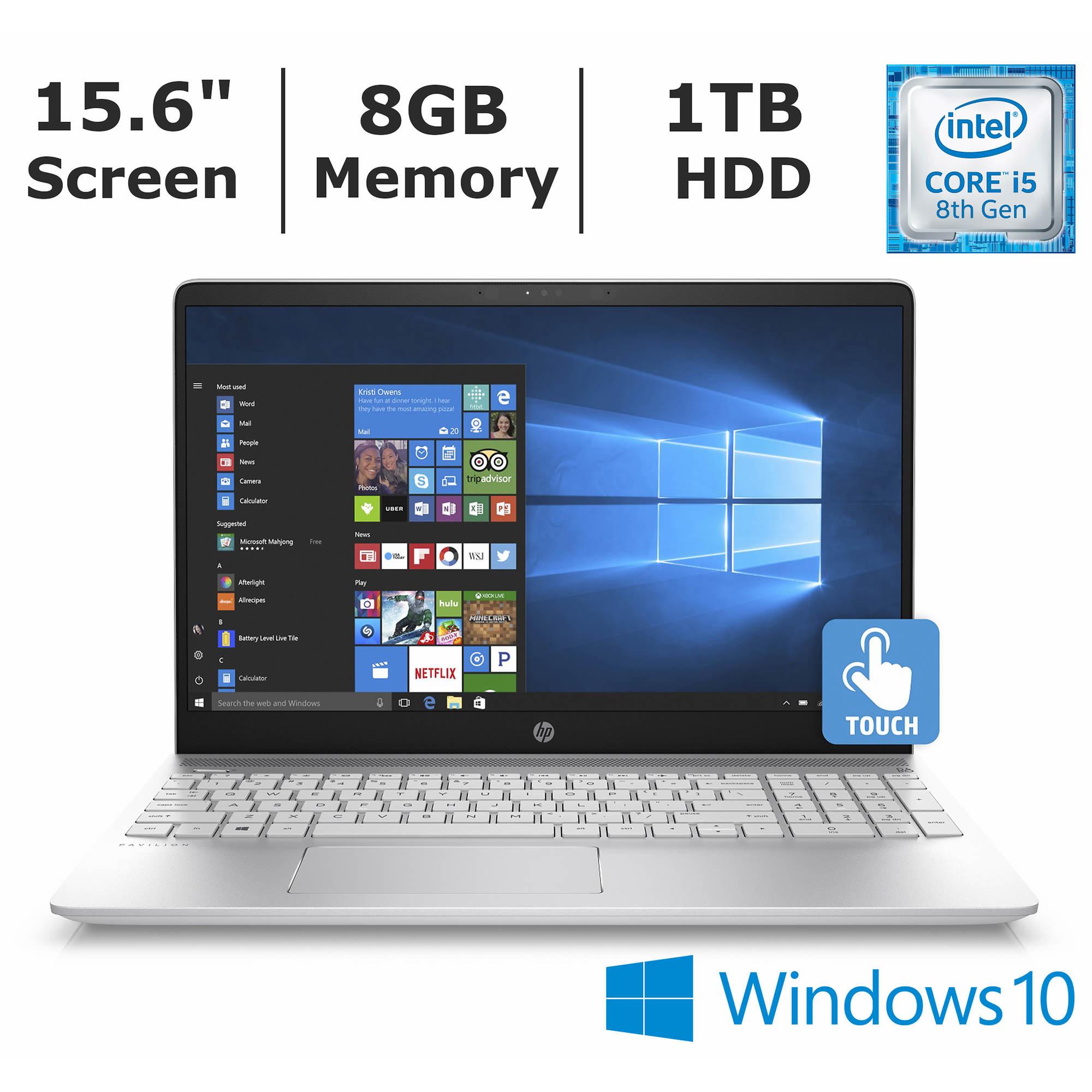 Hp Pavilion 15 Ck074nr Laptop 8th Gen I5 8250u Full Hd Ips