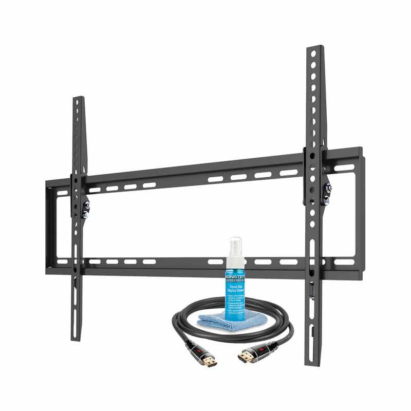 """Monster large tilt mount - supports 42""""-75"""" TVs $9.99"""