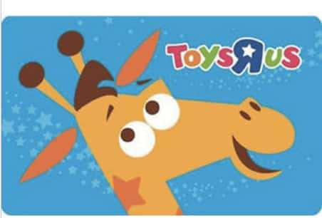$50 Toys R Us E-Gift Card for $40 - Paypal Digital Gifts eBay