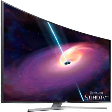 "Samsung 55"" Class Smart 3D JS8500 Series LED 4K SUHD TV With Wi-FI $1097.99"