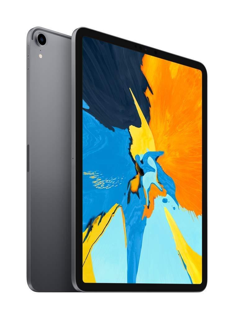 $649.99 Apple iPad Pro (11-inch, Wi-Fi, 64GB) - Space Gray (Latest Model)