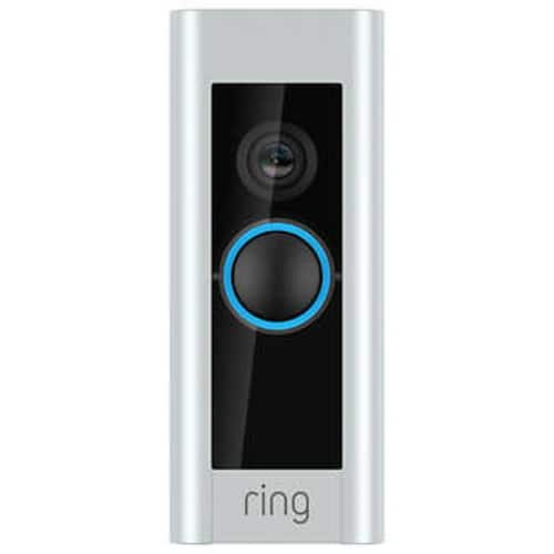 RING PRO Video Doorbell with 12 months Ring Protect Basic