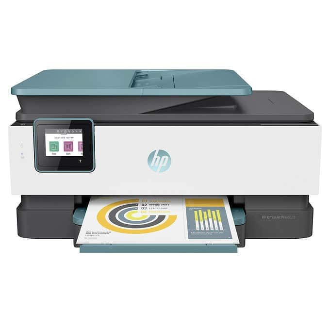 HP Officejet Pro 8028 All-In-One Print, Scan, Copy, Fax - $99.99