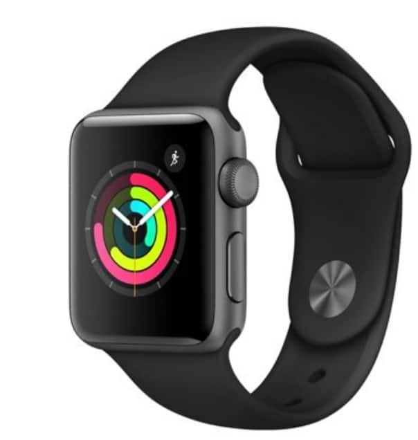Apple Watch Series 3 38mm $199